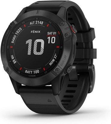 Smartwatch Sport - Garmin Fenix 6 GPS Smartwach Multisport