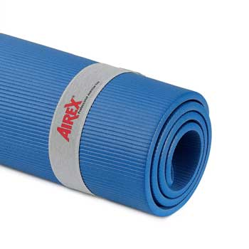 Tappetini-Yoga---Airex-Corona-Tappetino-per-esercizi-ca.-185-x-100-x-1,5-cm,-Blu