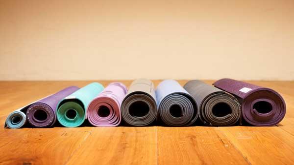 Tappetini Yoga - Dimensione e spessore dei tappetini
