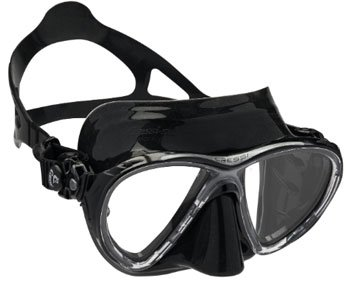 Maschera Sub - Cressi Big Eyes Evolution - Maschera Subacquea di alta qualità