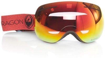 Migliori Maschere Snowboard - Dragon X1 Mill Lumalens Blu Ion