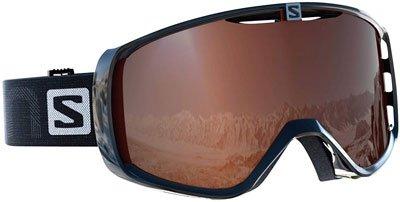 Migliori Maschere Snowboard - Salomon AKSIUM Access ok occhiali