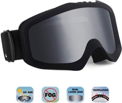 Migliori Maschere Snowboard - Unigear OTG UV400