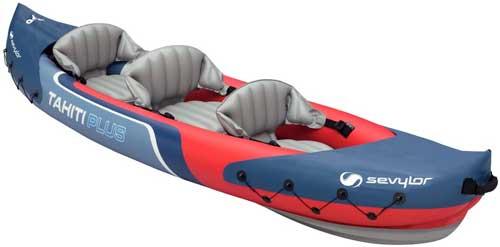 Migliore canoa gonfiabile - Sevylor