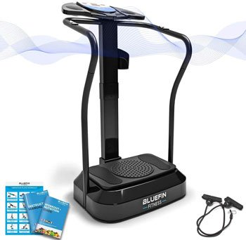 Pedana vibrante migliore - Bluefin Fitness Pedana Vibrante Dimagrante Bluefin PRO
