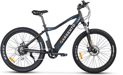 Bici elettrica migliore - Argento Performance, Bici Elettrica Unisex Adulto