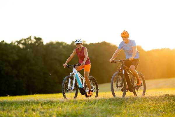 Bici elettrica migliore allenamento workout