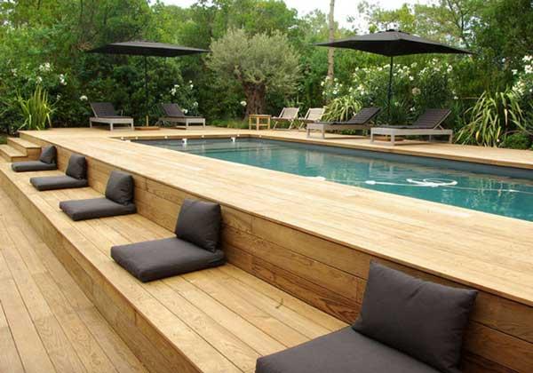 Migliori piscine fuori terra architettura