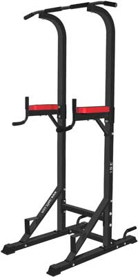 Sbarra trazioni - ISE 5in1 Power Tower Workout Dip Station