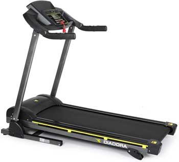 Tapis roulant migliore - Diadora Fitness Rewo 200 Tapis Roulant