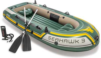 Miglior canoa gonfiabile - Intex Seahawk